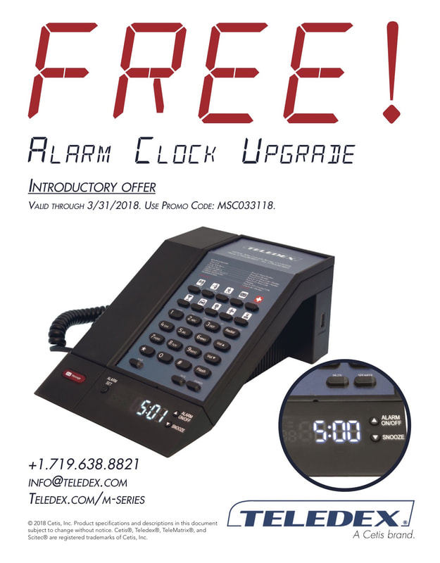 teledex-m-series-clock-promotion
